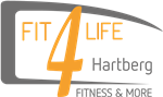 Logo Fit4Life fitnesspartner